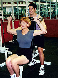 Eric Foxman Madison Personal Trainer
