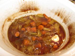 beef tongue crock pot broth