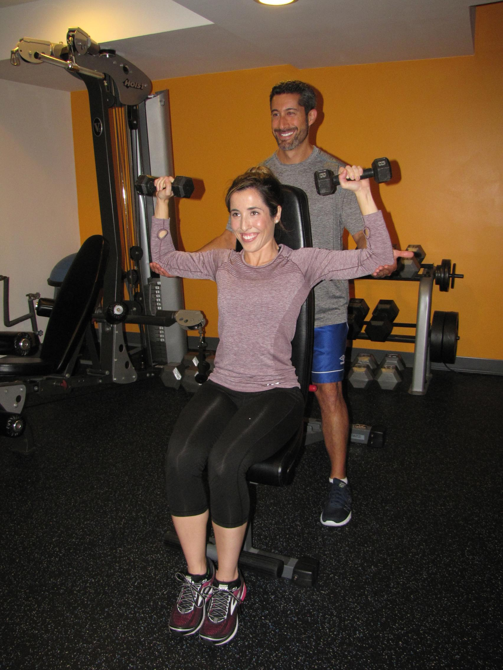 Personal training studio in Madison, Wisconsin